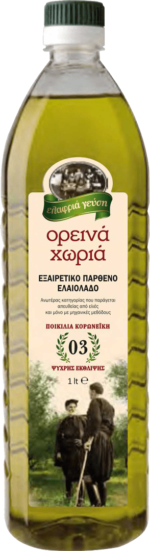Mountain Villages| Extra Virgin Olive Oil